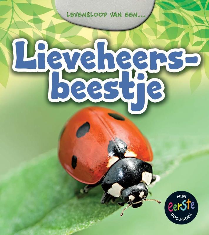 Cover Lieveheersbeestje