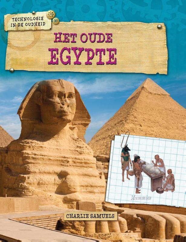 Cover Het Oude Egypte