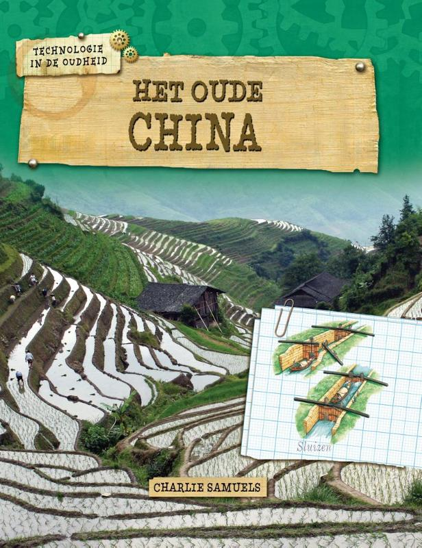 Cover Het Oude China