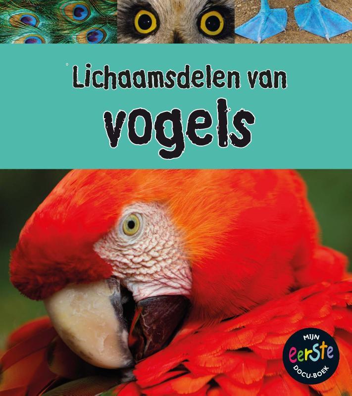 Cover Lichaamsdelen van vogels