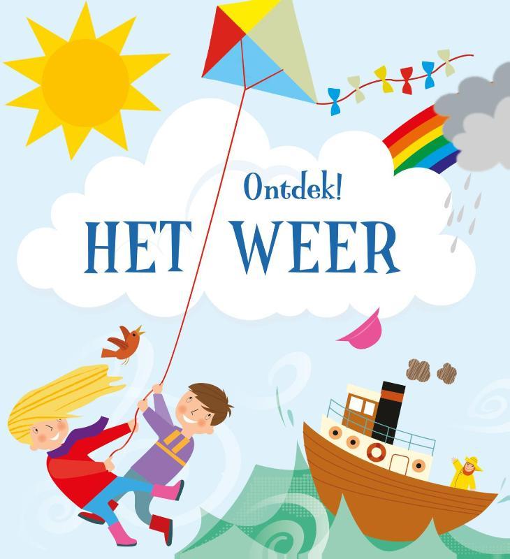 Cover Ontdek! het weer