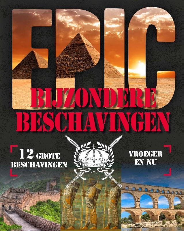 Cover Bijzondere beschavingen