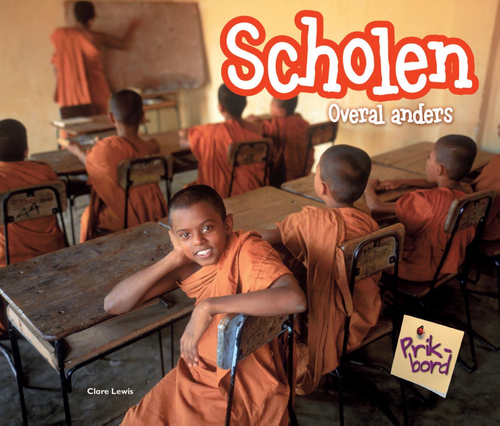 Cover Scholen