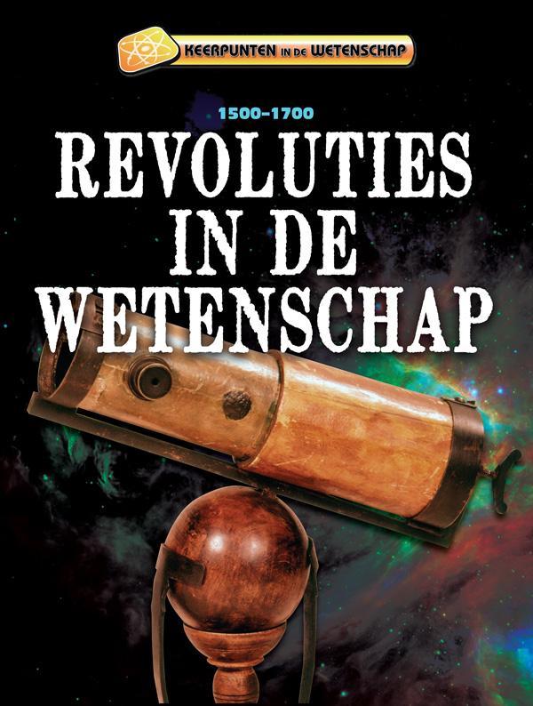 Cover Revoluties in de wetenschap
