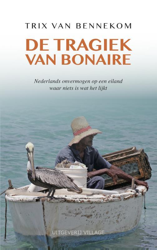 Cover De tragiek van Bonaire