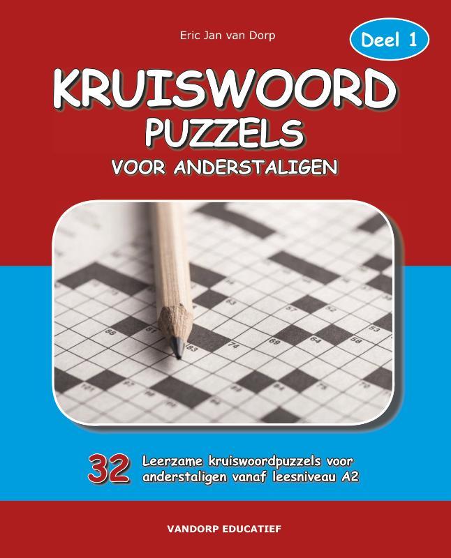 Cover Kruiswoordpuzzels voor anderstaligen