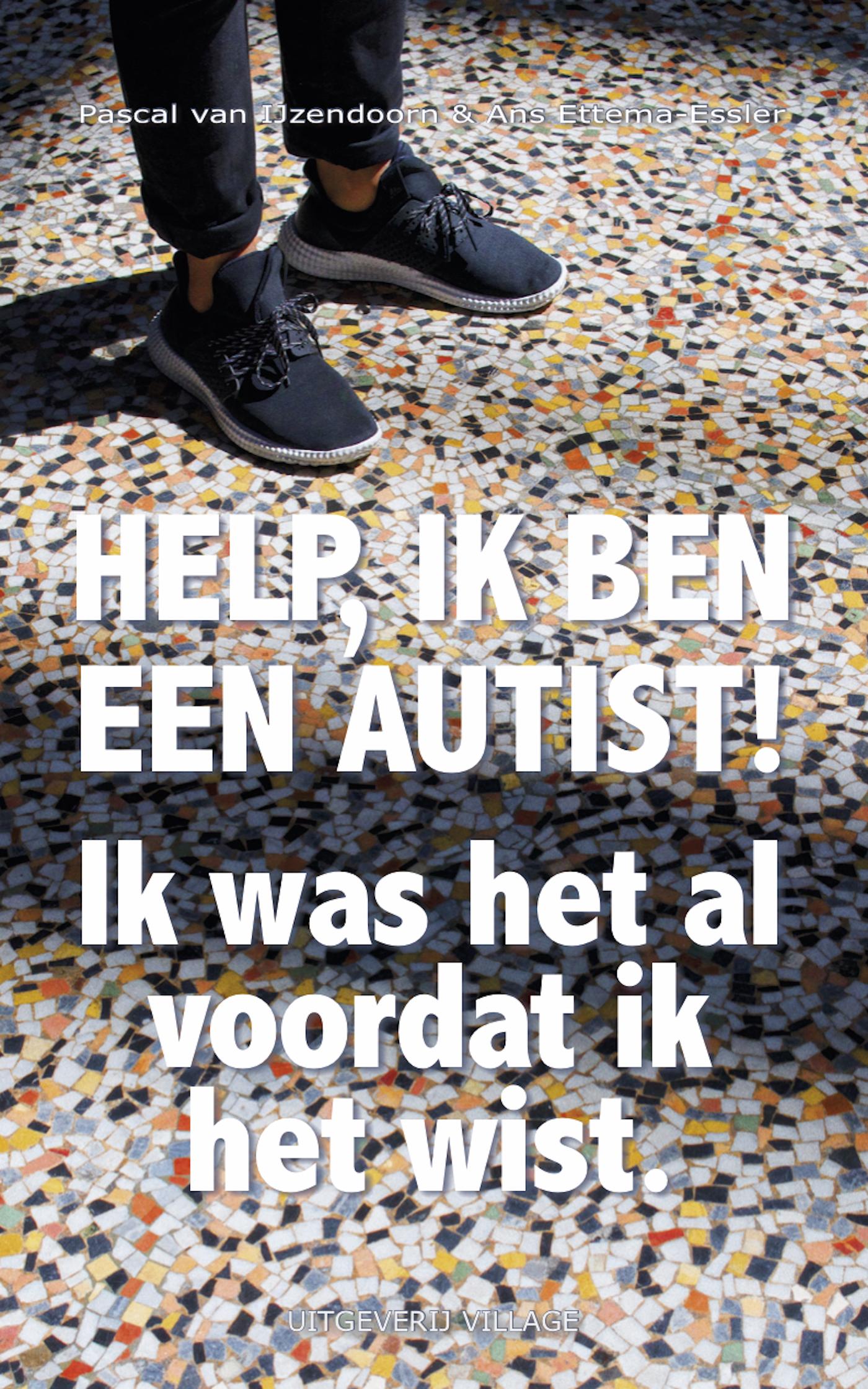 Cover Help, ik ben een autist!