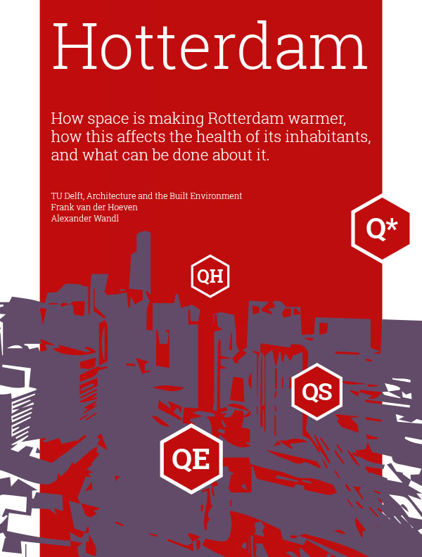 Cover How space is making Rotterdam warmer, how this affects the health of its inhabitants, and what can be done about it