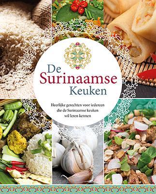 Cover De Surinaamse keuken