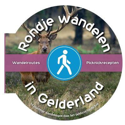 Cover Rondje wandelen in Gelderland