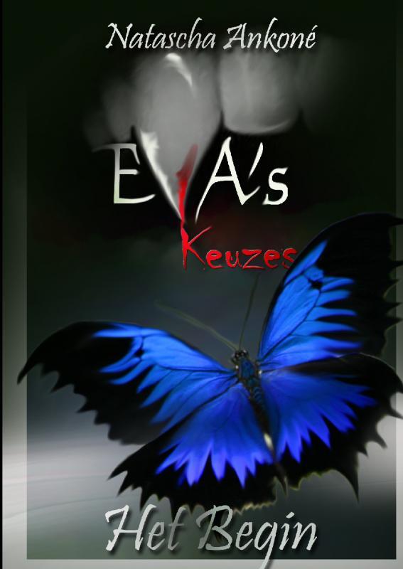 Cover Eva's keuzes. Het begin.