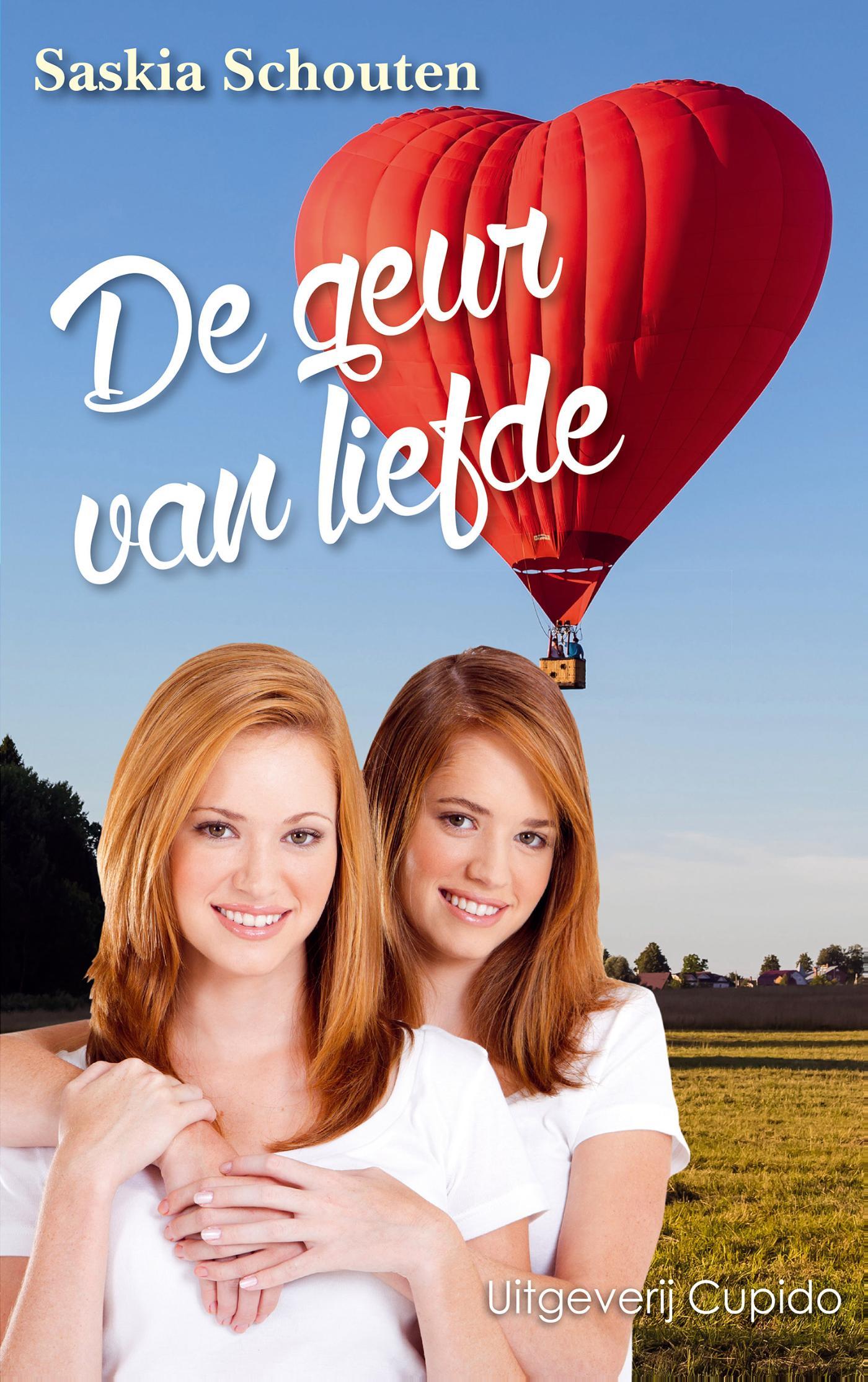 Cover De Geur van Liefde