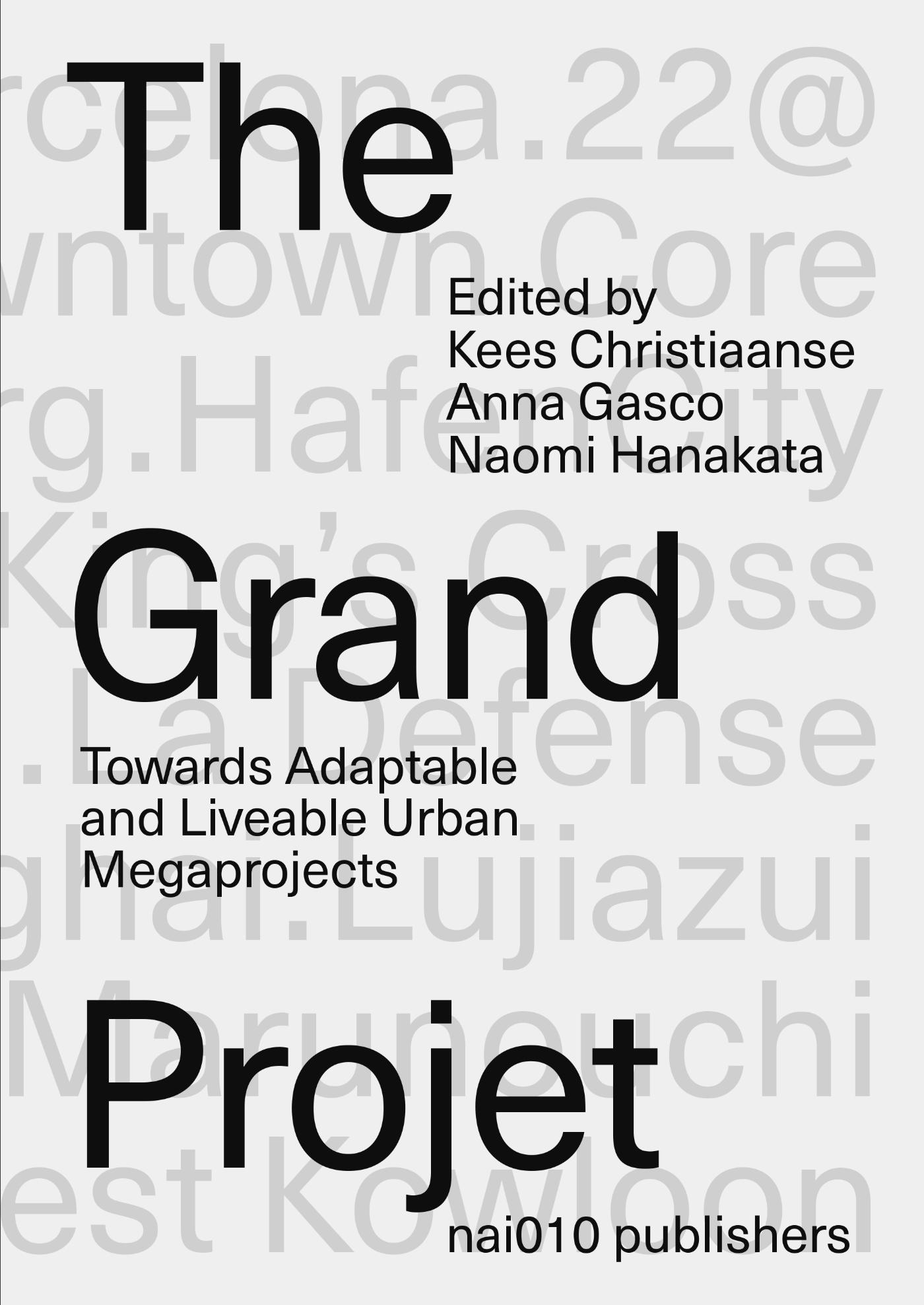 Cover The Grand Projet