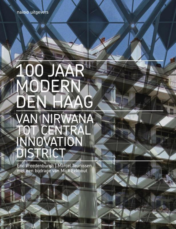 Cover 100 jaar Modern Den Haag