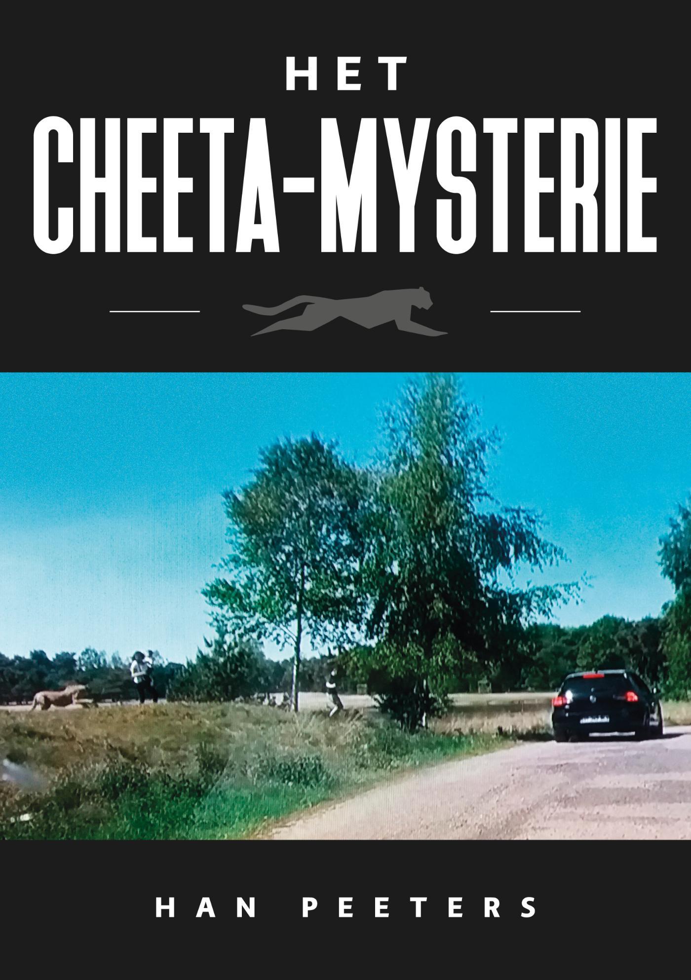 Cover Het Cheeta-mysterie