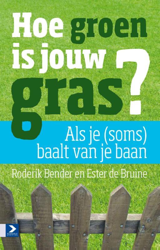 Cover Hoe groen is jouw gras?
