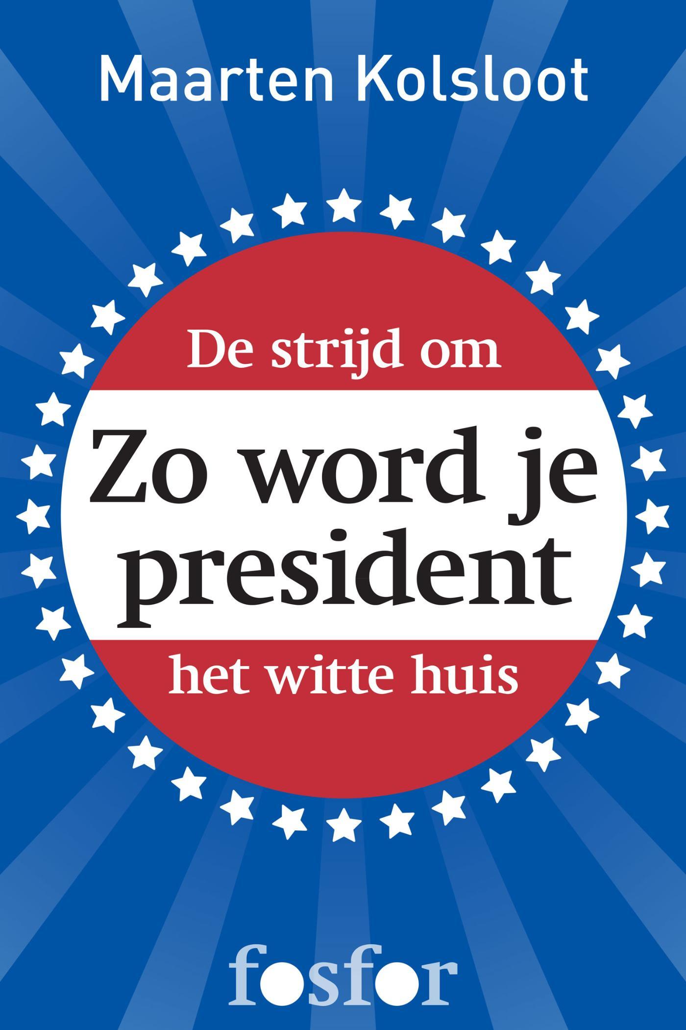 Cover Zo word je president