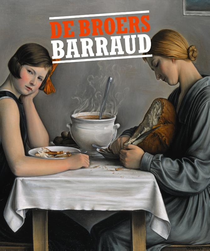 Cover De gebroeders Barraud