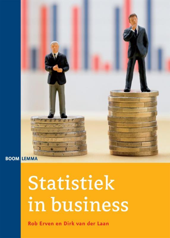 Cover Statistiek in business