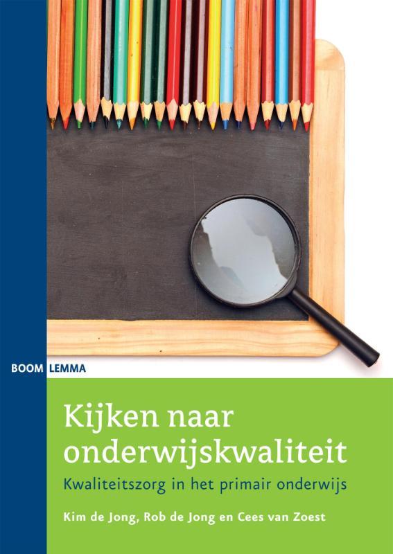 Cover Kijken naar onderwijskwaliteit