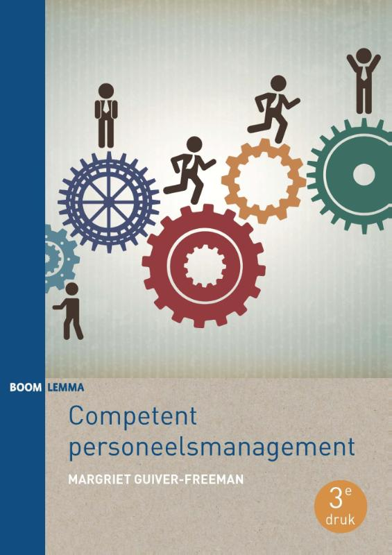 Cover Competent personeelsmanagement