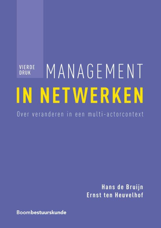 Cover Management in netwerken