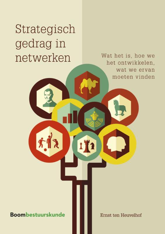 Cover Strategisch gedrag in netwerken