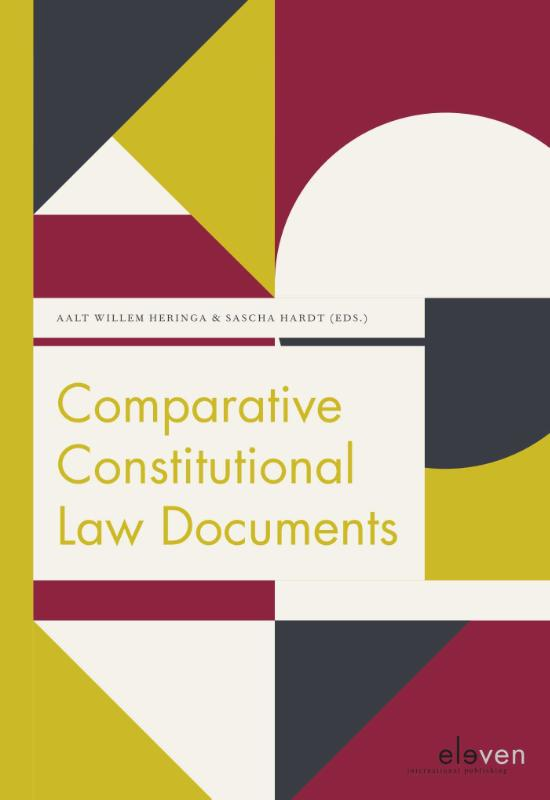 Cover Comparative Constitutional Law Documents