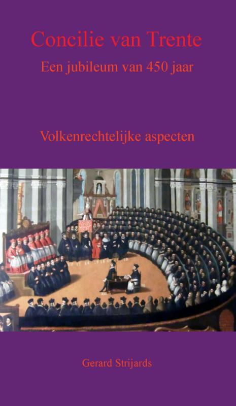 Cover Concilie van Trente