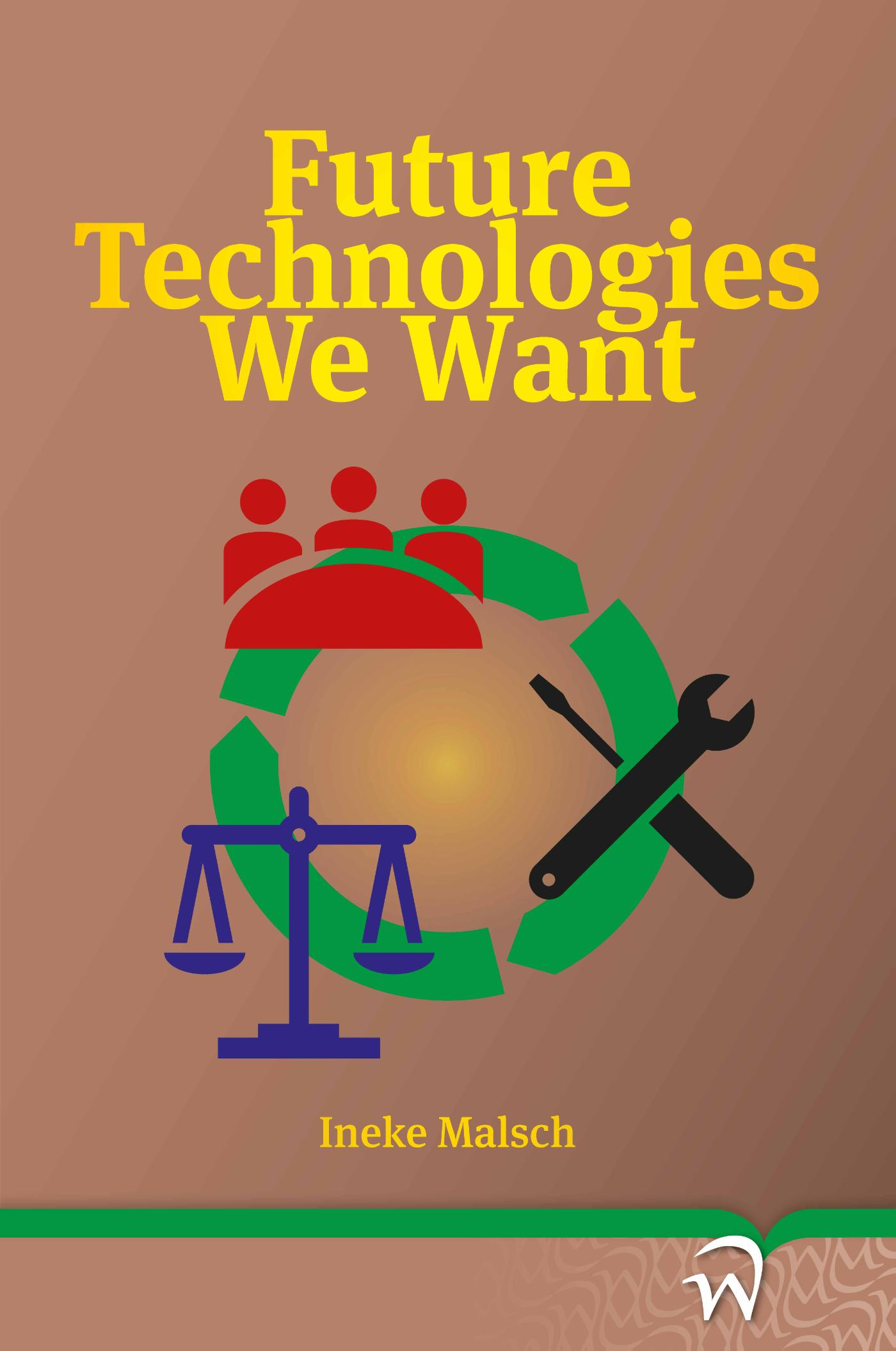 Cover Future Technologies We Want