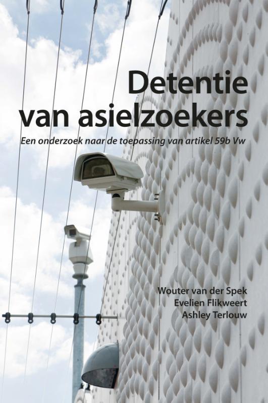 Cover Detentie van asielzoekers