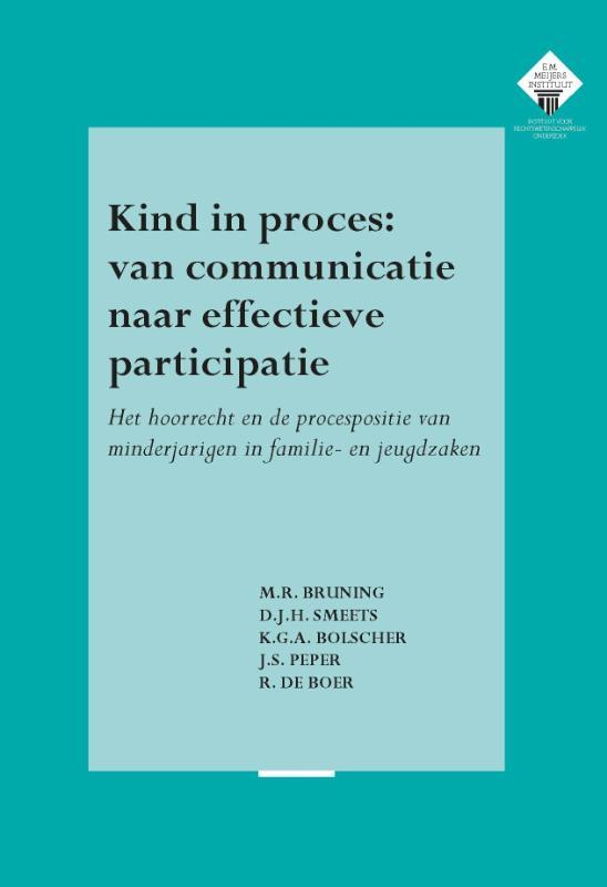 Cover Kind in proces: van communicatie naar effectieve participatie