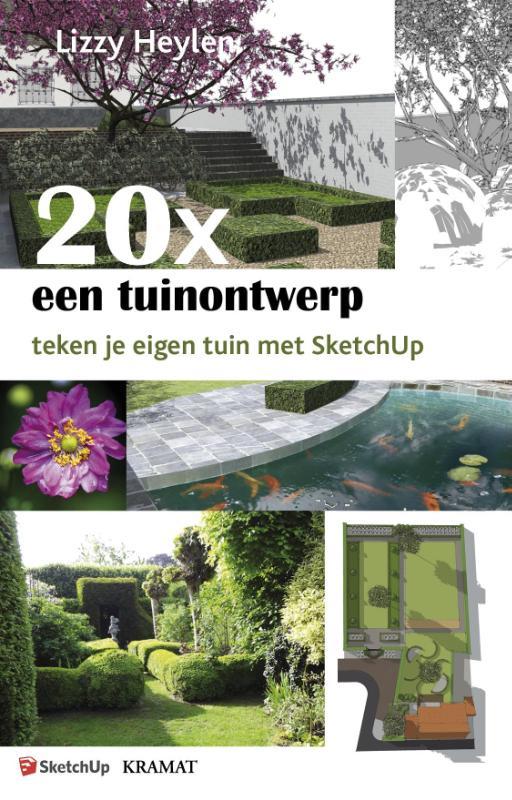 Boeken for Tuinontwerp boek