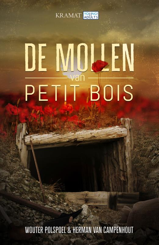 Cover De mollen van Petit Bois