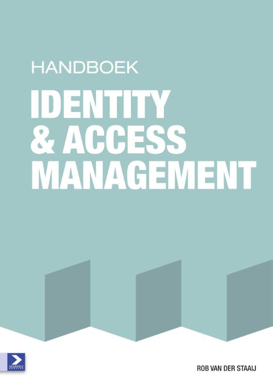 Cover Handboek identity & access management