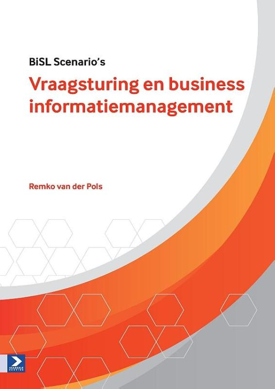 Cover Vraagsturing en business informatiemanagement