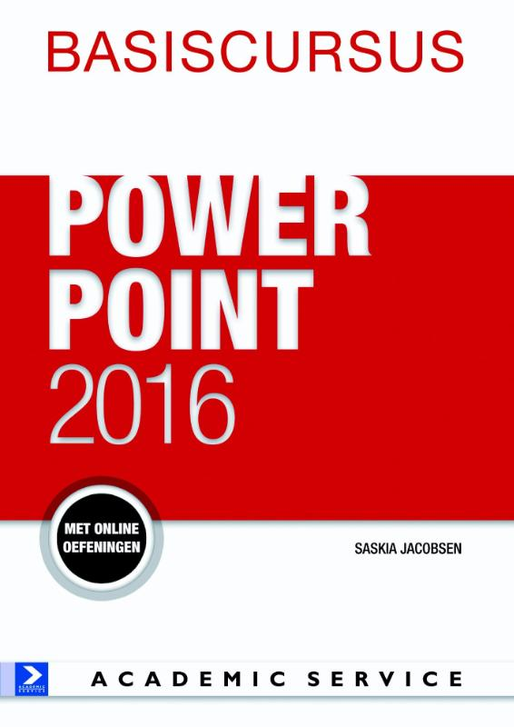 Cover Basiscursus Powerpoint 2016