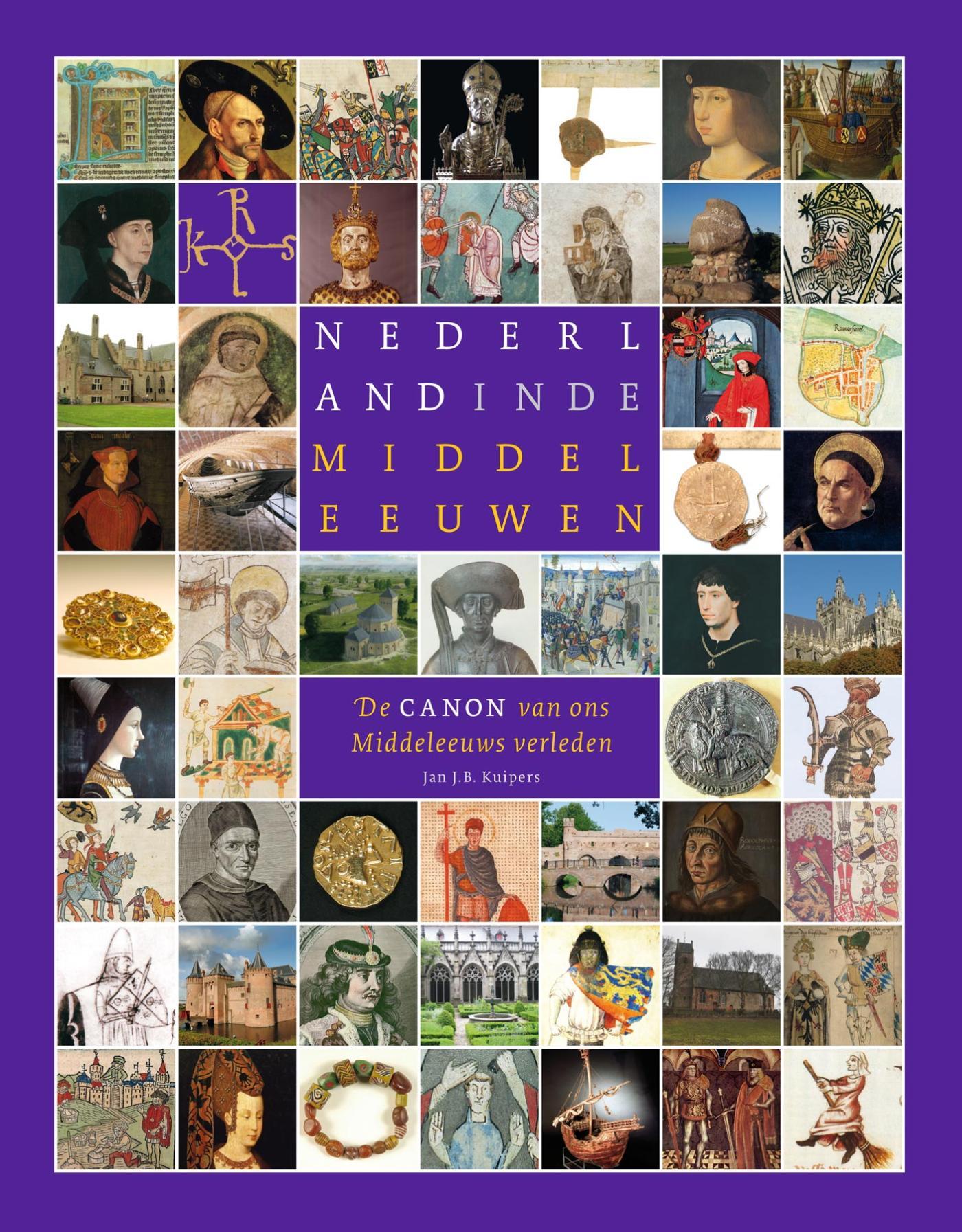 Cover Nederland in de Middeleeuwen