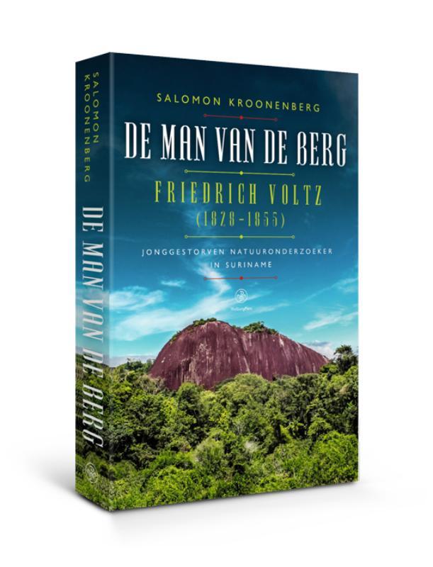 Cover De man van de berg