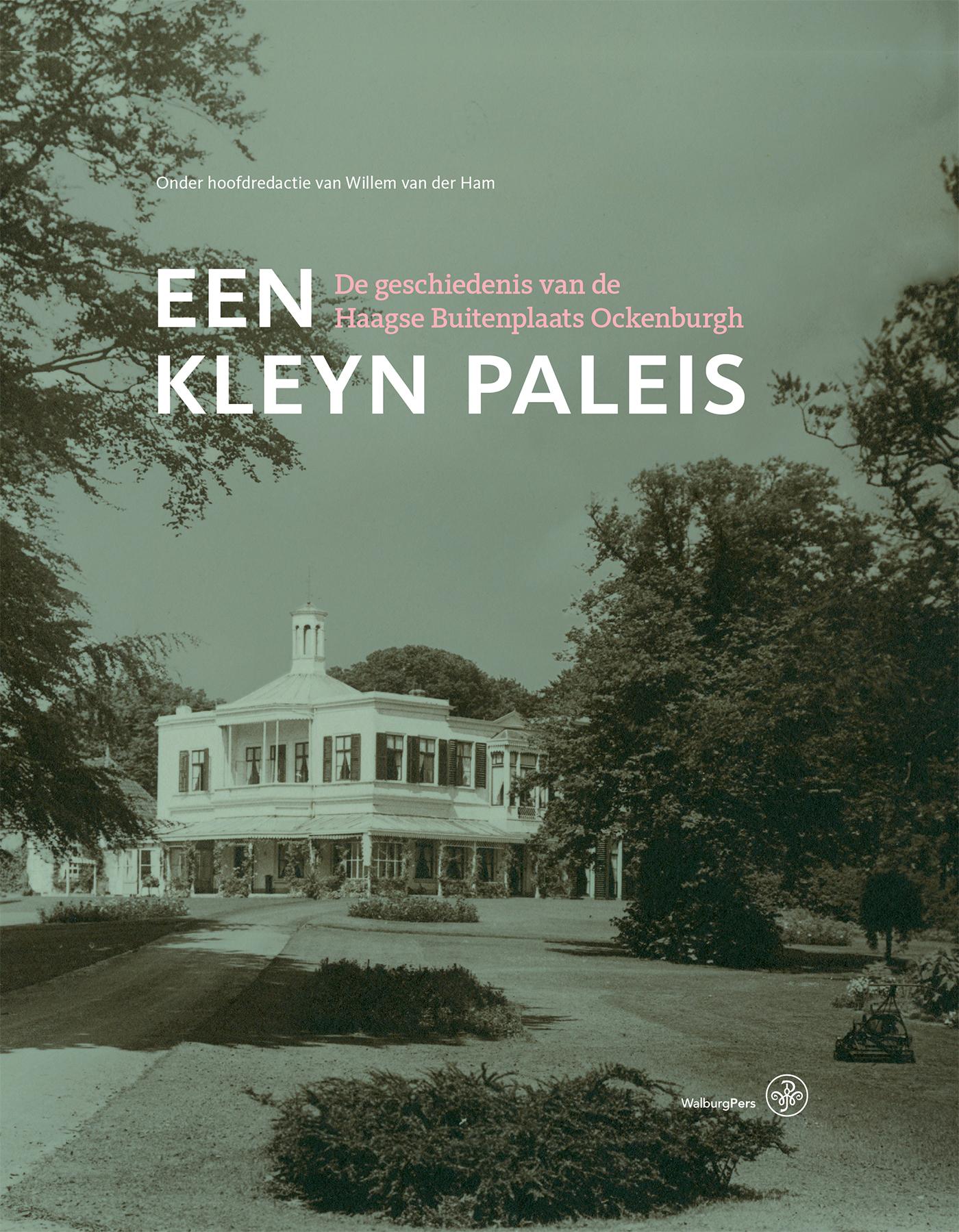 Cover Een kleyn paleis