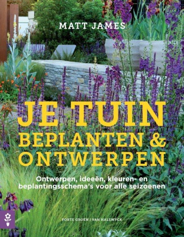 Cover Je tuin. Beplanten & ontwerpen