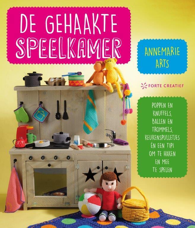 Boek De Gehaakte Speelkamer Geschreven Door Annemarie Arts