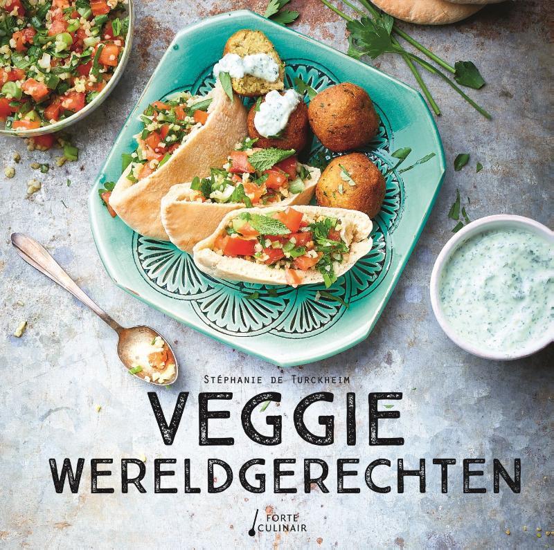 Cover Veggie wereldgerechten