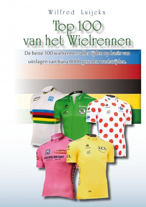 Cover Top 100 van het wielrennen