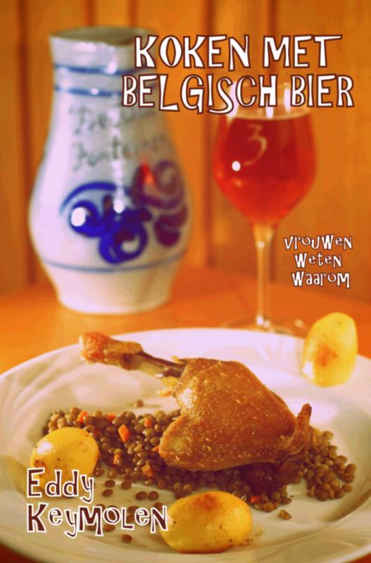 Cover Koken met Belgisch bier