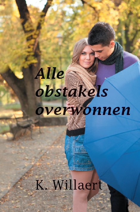 Cover Alle obstakels overwonnen