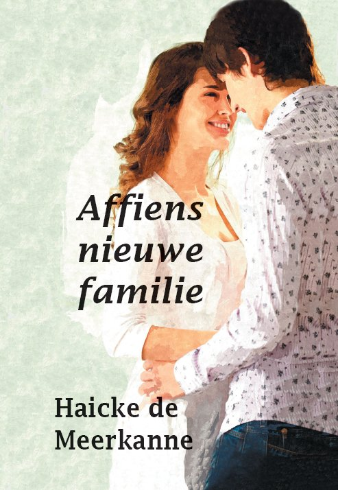 Cover Affiens nieuwe familie