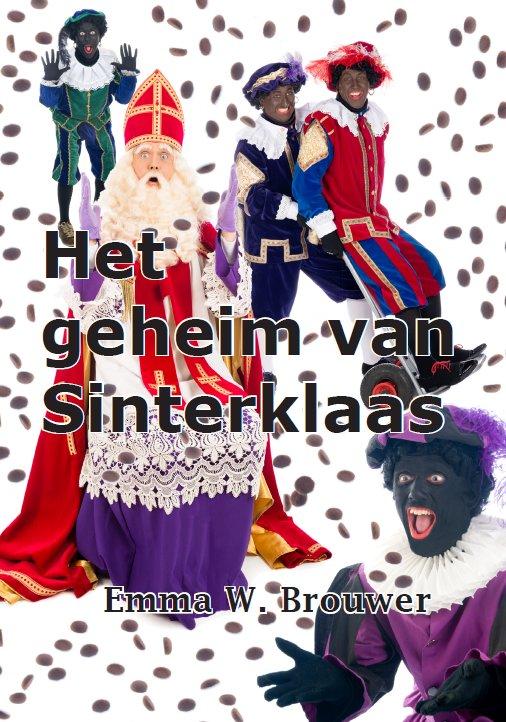 Cover Het geheim van Sinterklaas