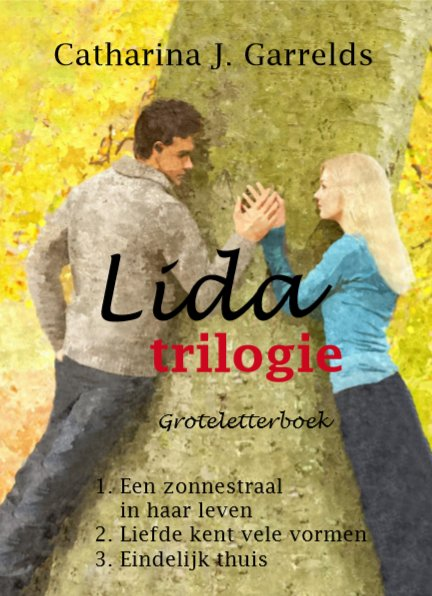 Cover Lida trilogie