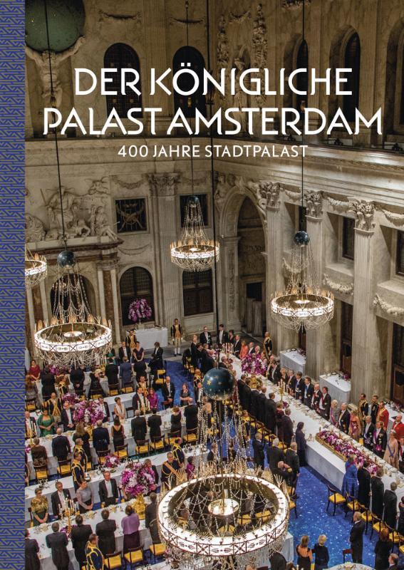 Cover Der Königliche Palast Amsterdam